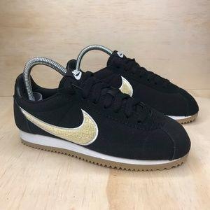 NEW Nike Classic Cortez Black